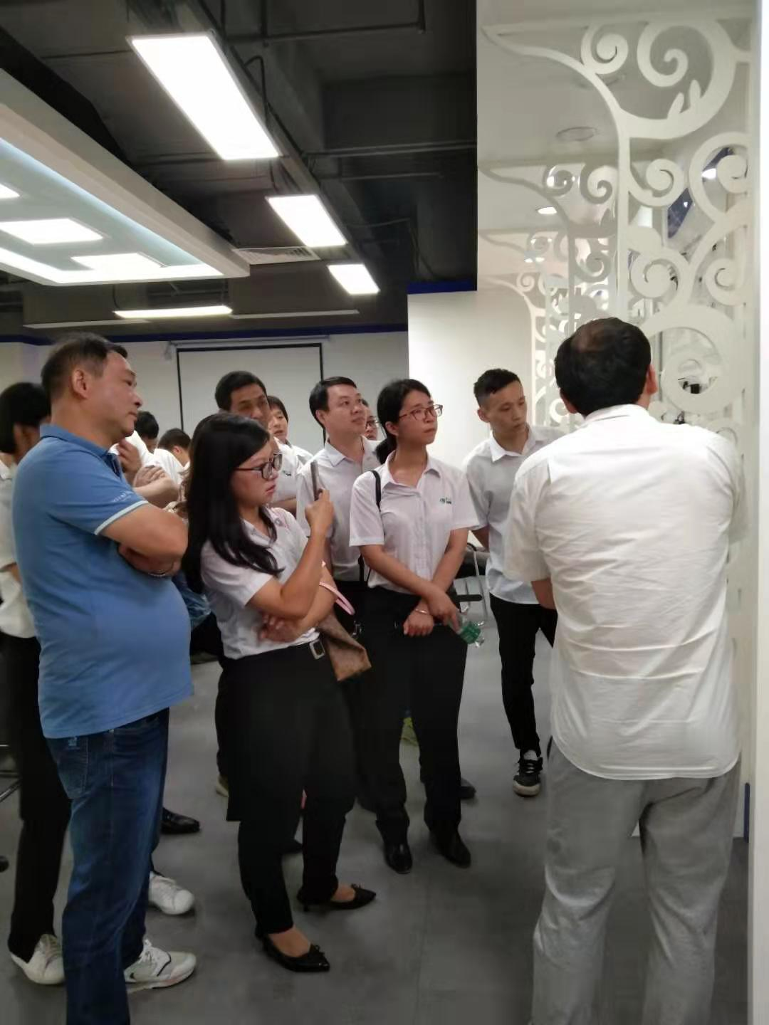PNY-Tour And Visit To Foshan Eaglerise Electric Electronic Co, Ltd-6