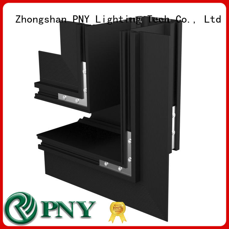 PNY led wall design customized for dining room