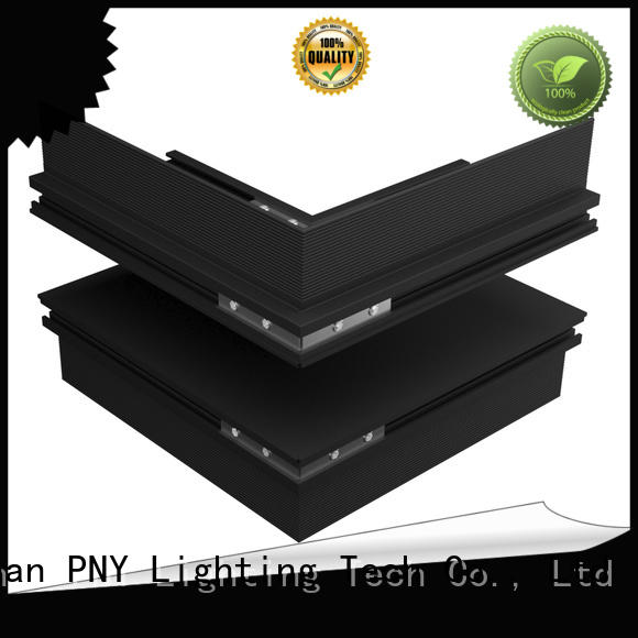 PNY low cost led light fixtures profile for stage