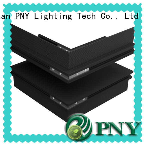 PNY low cost led strip profile directly sale for office