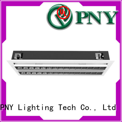 PNY LED Grid Light at discount for hotel