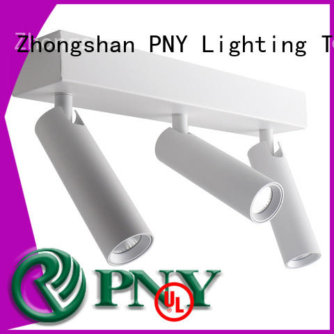 PNY brightness surface mounted led spotlights from China for stage