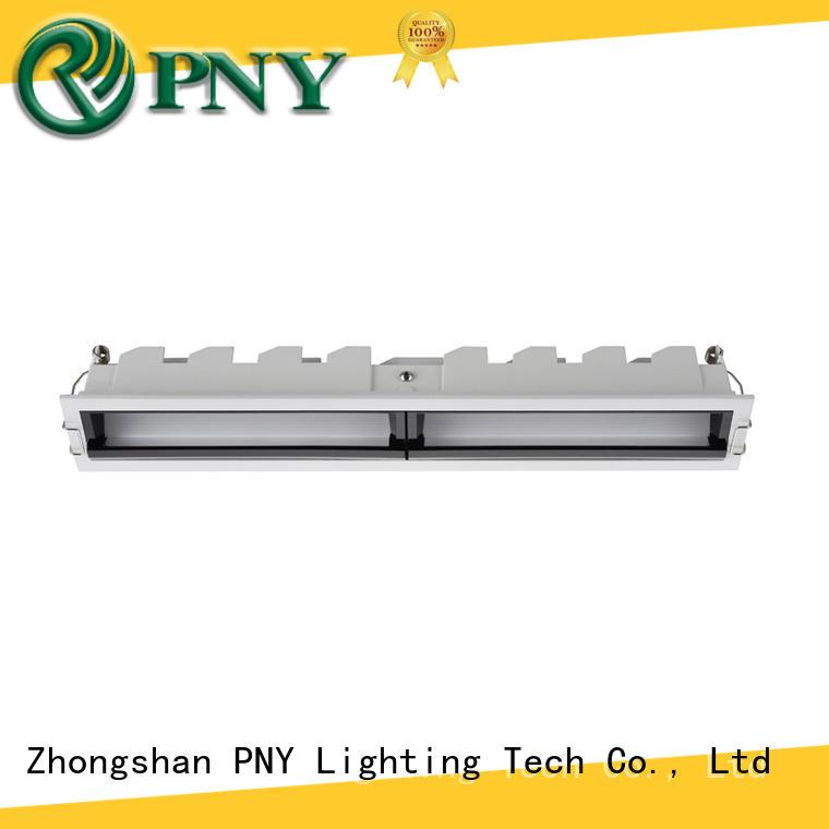 PNY high brightness led grid lights online for apartment