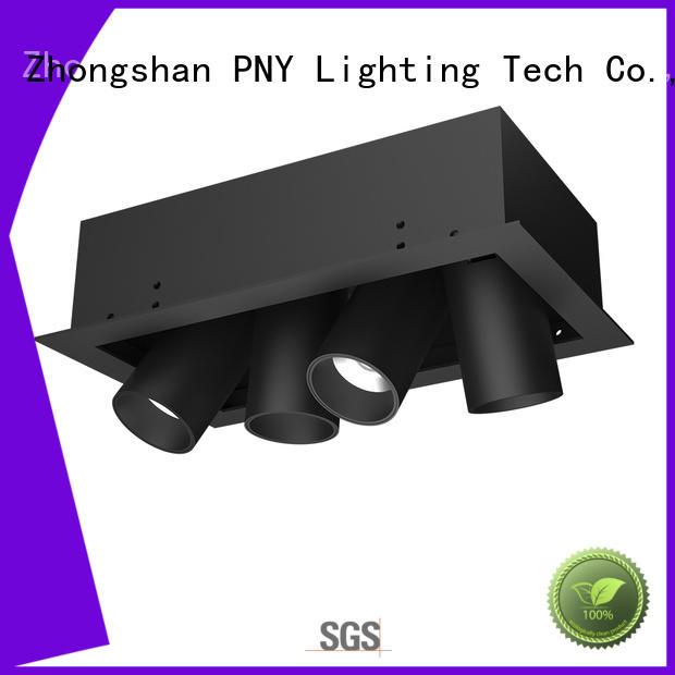 free arrangable recessed spot light 4*7W