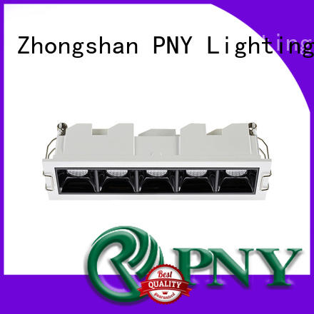 high brightness led linear down light factory price for hotel