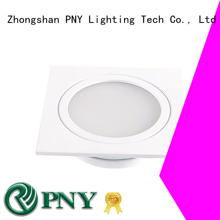 PNY utility recessed adjustable led downlights wholesale for bedroom