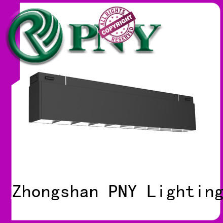 PNY low cost led track light energy saving for living room
