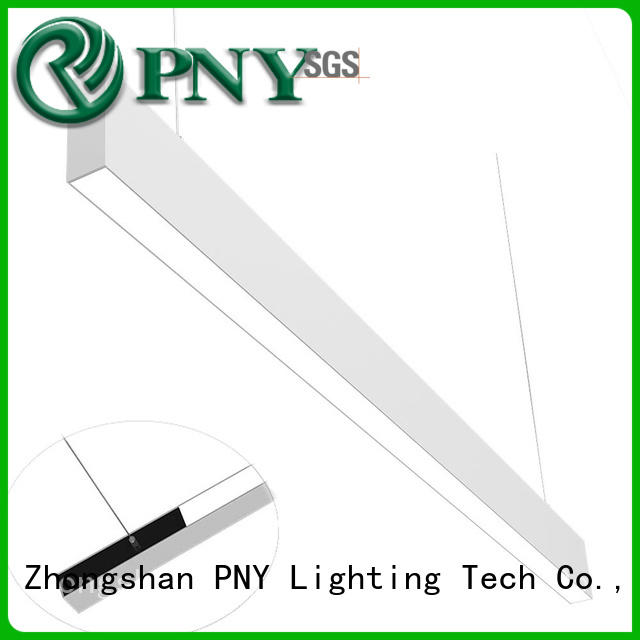 PNY effective led track light energy saving for meeting room