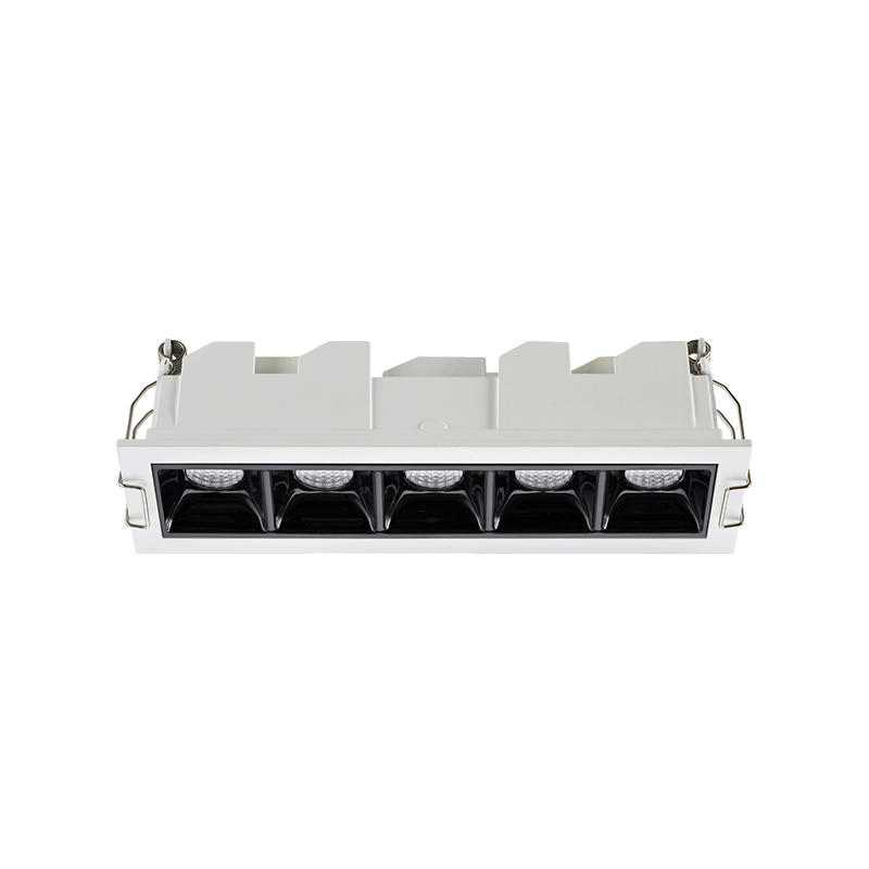 Recessed LED linear Down Light