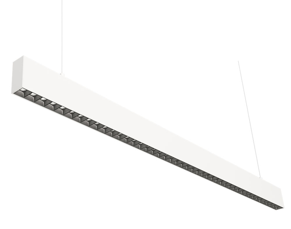 PNY-Led Track Light Manufacture | 3475 Office Linear Pendant Light 12m Grille-1