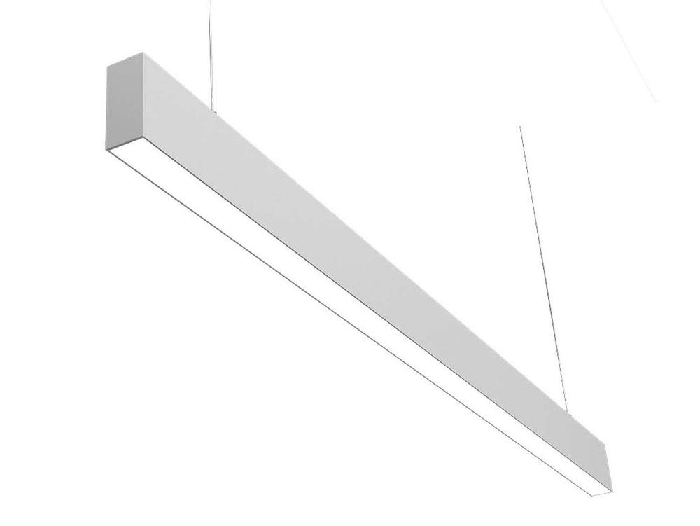 3475 office linear pendant light 1.2M flood type 30W