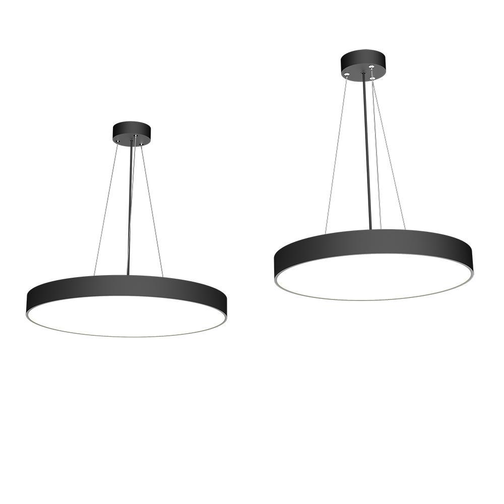 Cylinder LED  pendant light 30W / 40W / 50W / 60W