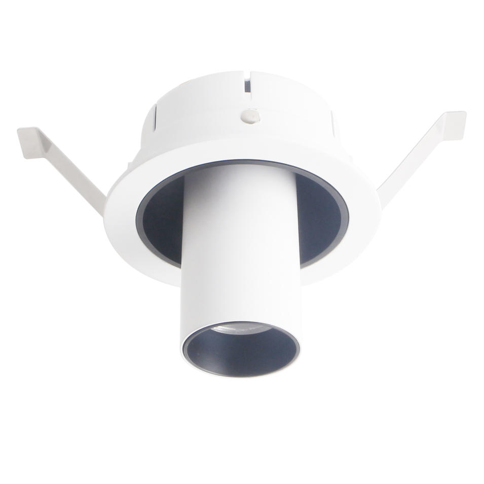 recessed adjustable spot light 7W