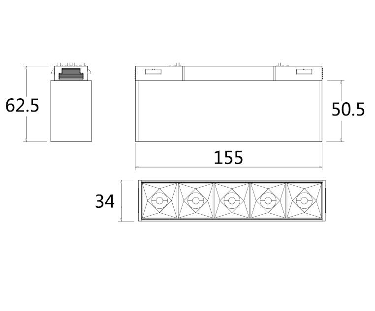 PNY-Led Track Light Manufacturer, Led Light Fixtures | Pny-1