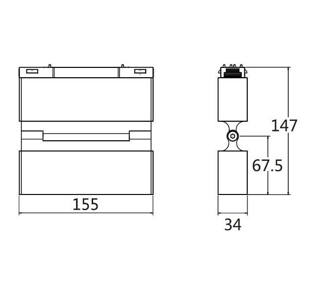 PNY-Led Spot Light Manufacturer, Led Light Fixtures | Pny-1