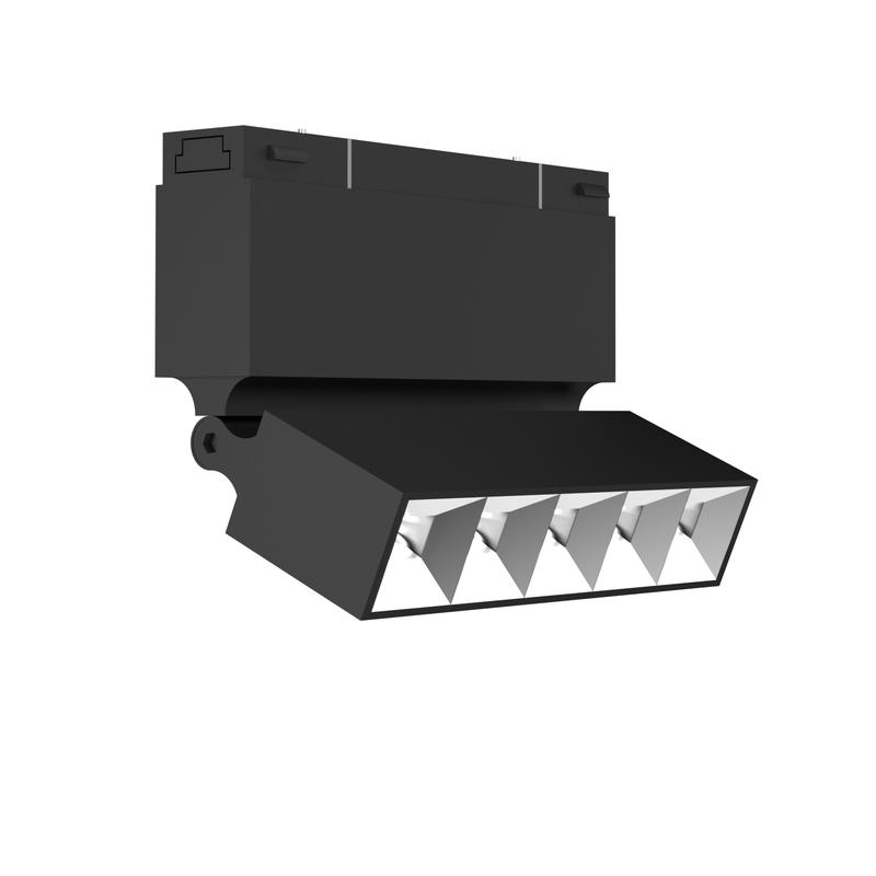 Ajustable 10W Spot Light Modular of Magnetic System