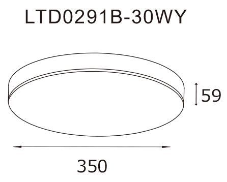 product-PNY-High Lumen LED Surface Mounted Downlight-img