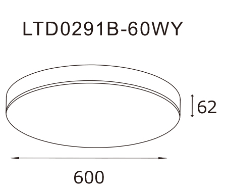 product-High Lumen LED Surface Mounted Downlight-PNY-img