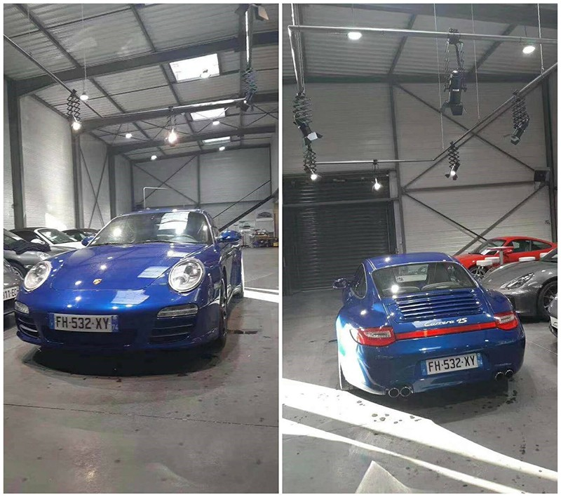 news-France project - PNY track light for Carrera 4S Store-PNY-img