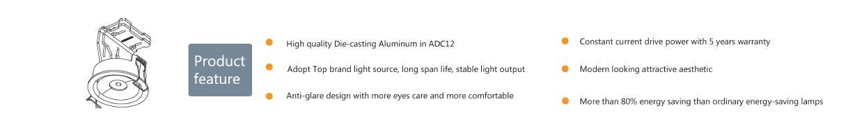 PNY led spot light energy saving for meeting room-2