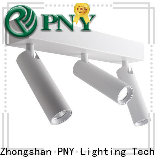 PNY Attractive surface mounted spotlights manufacturer for living room