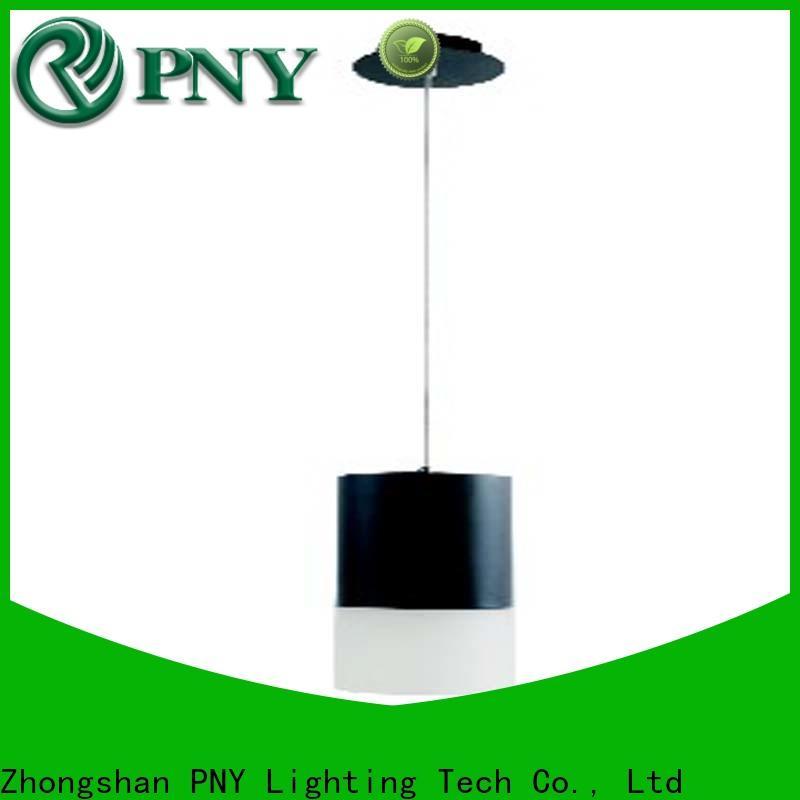 PNY Low Power LED pendant light design for living room
