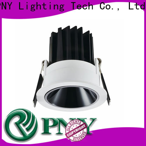 PNY recessed adjustable led downlights wholesale for dining room