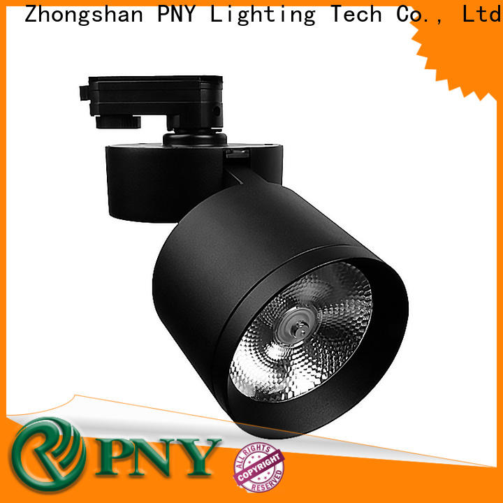 PNY high quality gallery track light at discount for stage