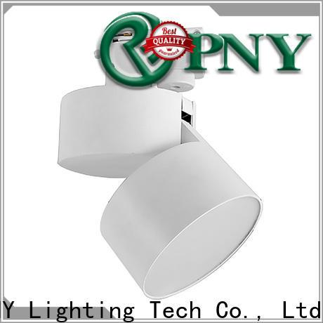PNY led track spotlights promotion for bar