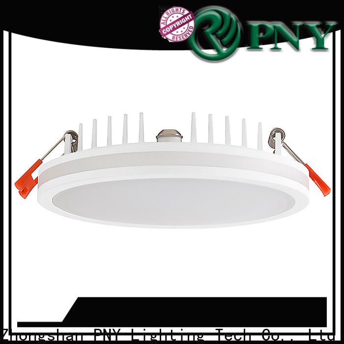 PNY led recessed ceiling lights design for living room