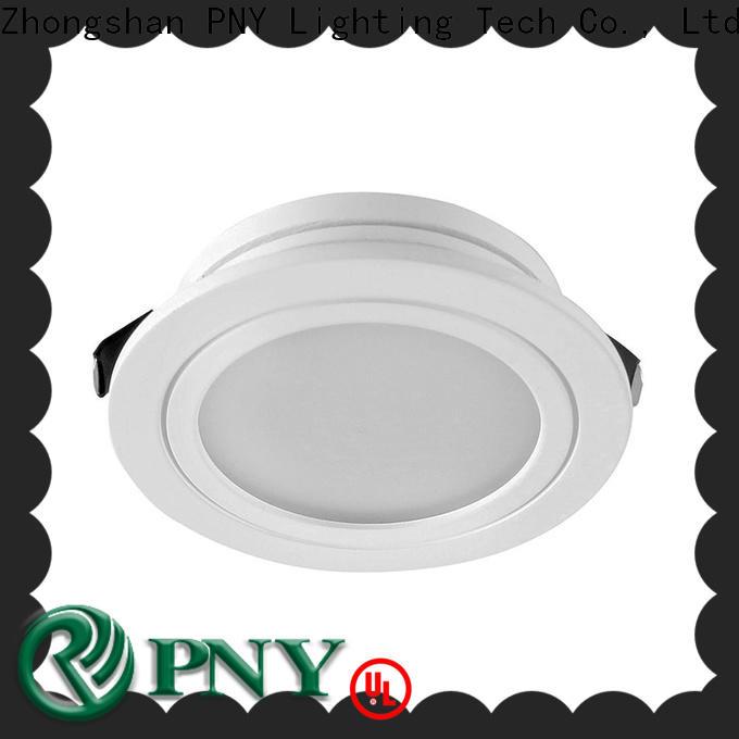 PNY High Bright adjustable led downlights at discount for villa