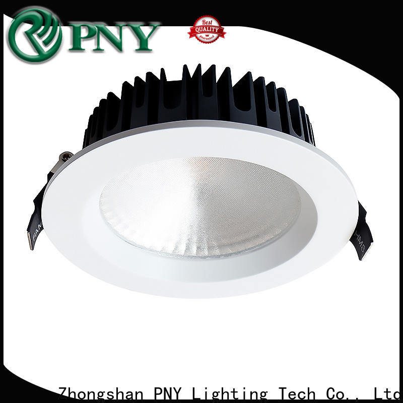 PNY electronic led spotlight lamp supplier for churches