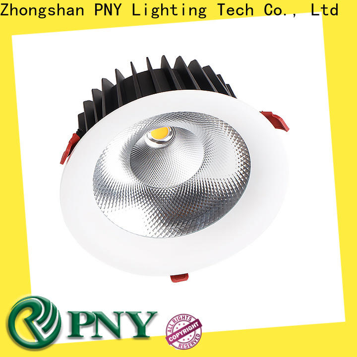 PNY electronic led spot light fixtures on sale for theaters
