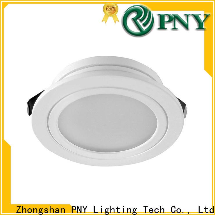 PNY recessed down lights manufacturer for living room