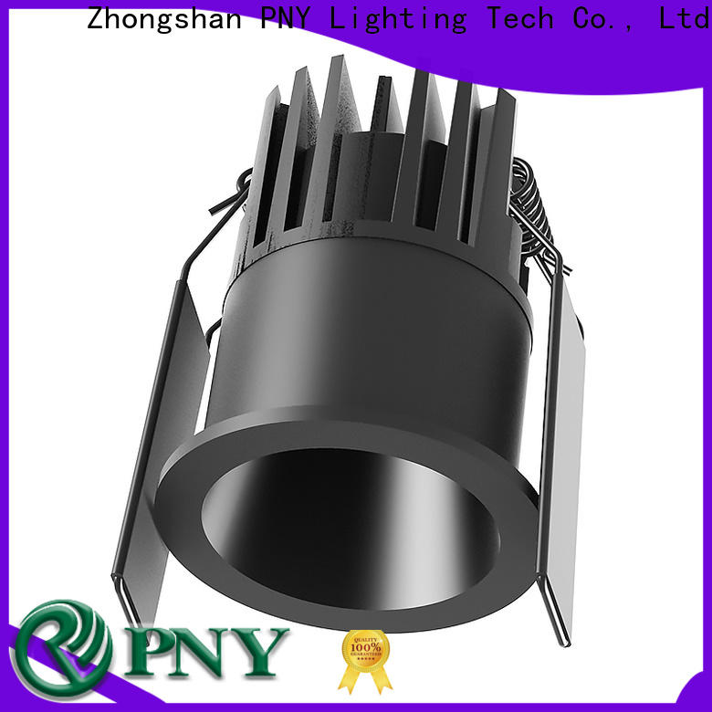 Low Power recessed dimmable led downlights from China for DJ