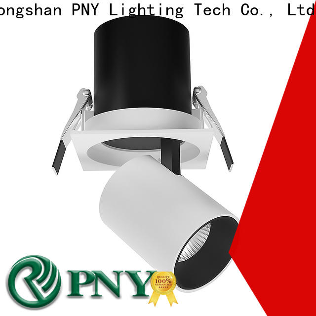 PNY high brightness recessed directional spot lights directly price for big performance