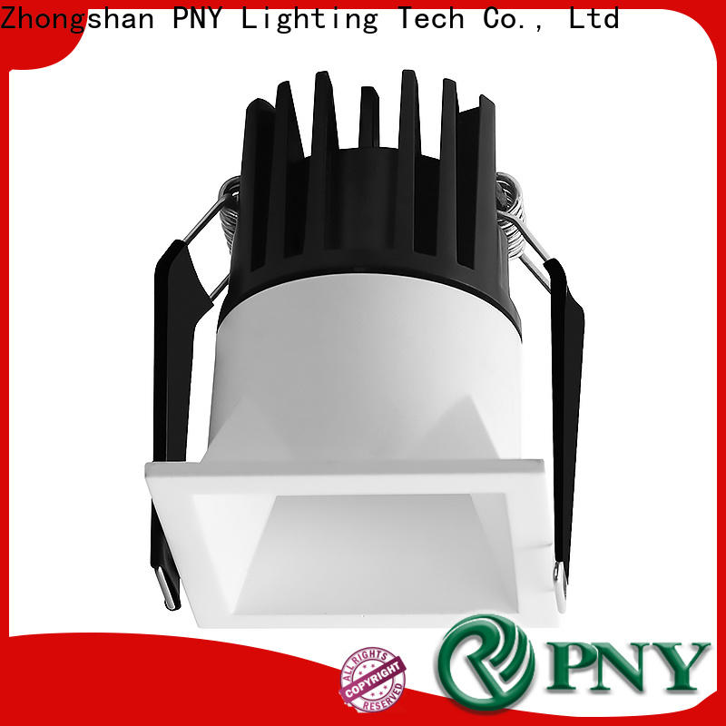 PNY high brightness waterproof rechargeable spotlight from China for nightclubs