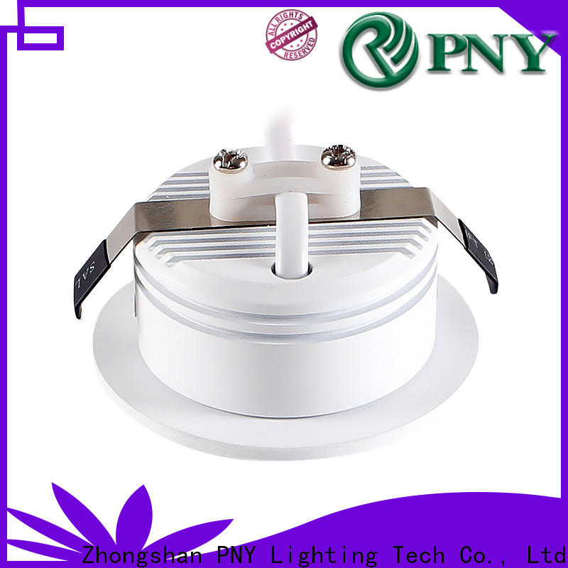 PNY recessed ceiling spotlights design for big performance