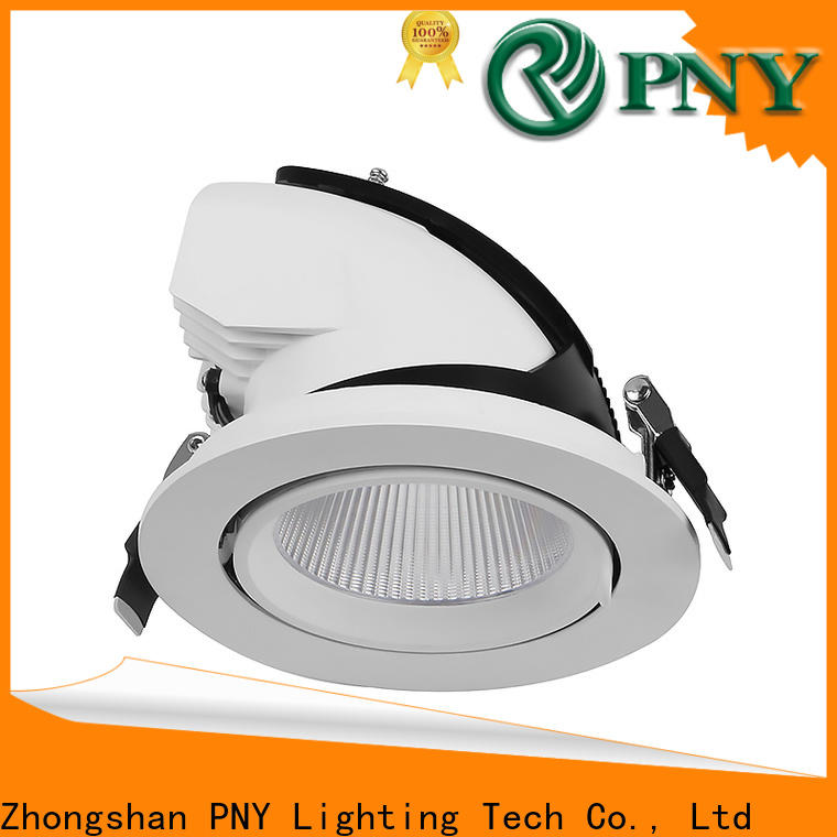 colorful ceiling recessed downlight from China for DJ