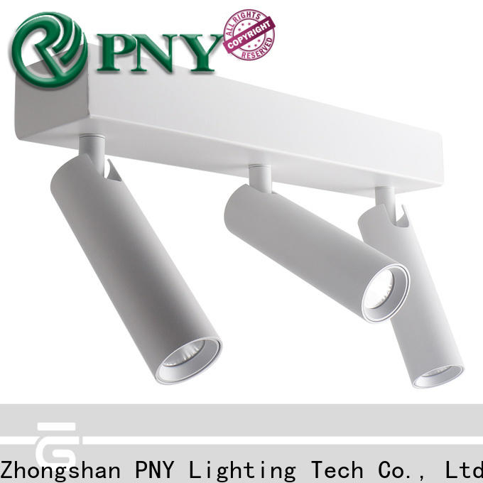 PNY led track light series for stage