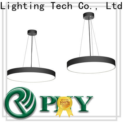 PNY perfect effects glass pendant lights design for bedroom