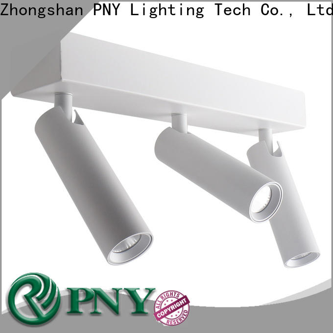 PNY durable surface mounted led spotlights customized for stage