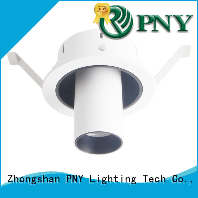 PNY down led light fixtures for meeting room
