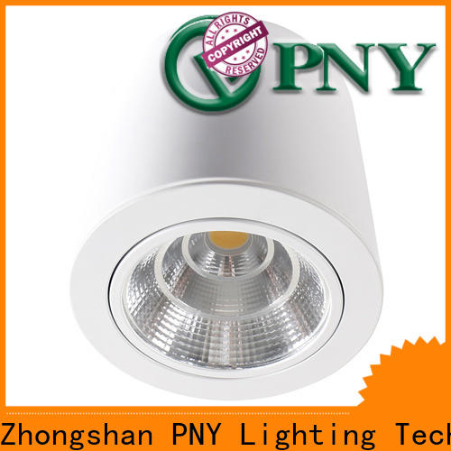 PNY brightness surface mounted led spotlights customized for meeting room