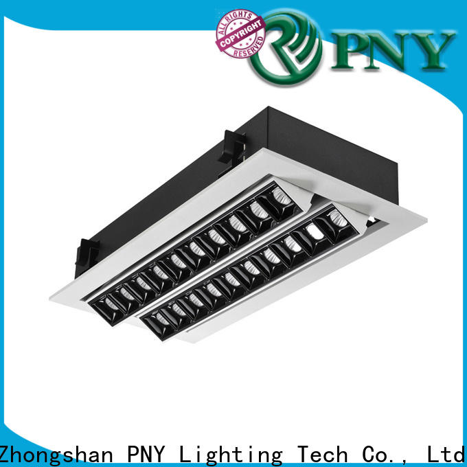 PNY Low Power LED Grille Light promotion for building