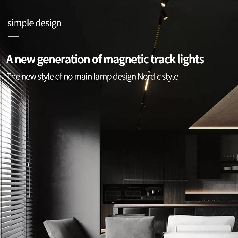 34 series magnetic spotlight 5W