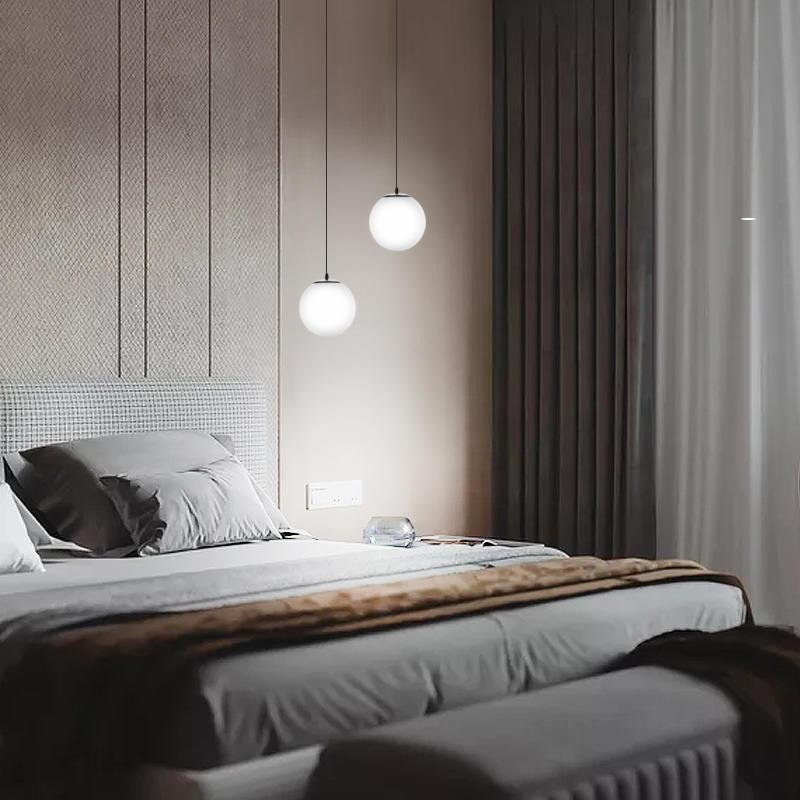 34 series magnetic decorative round pendant lamp