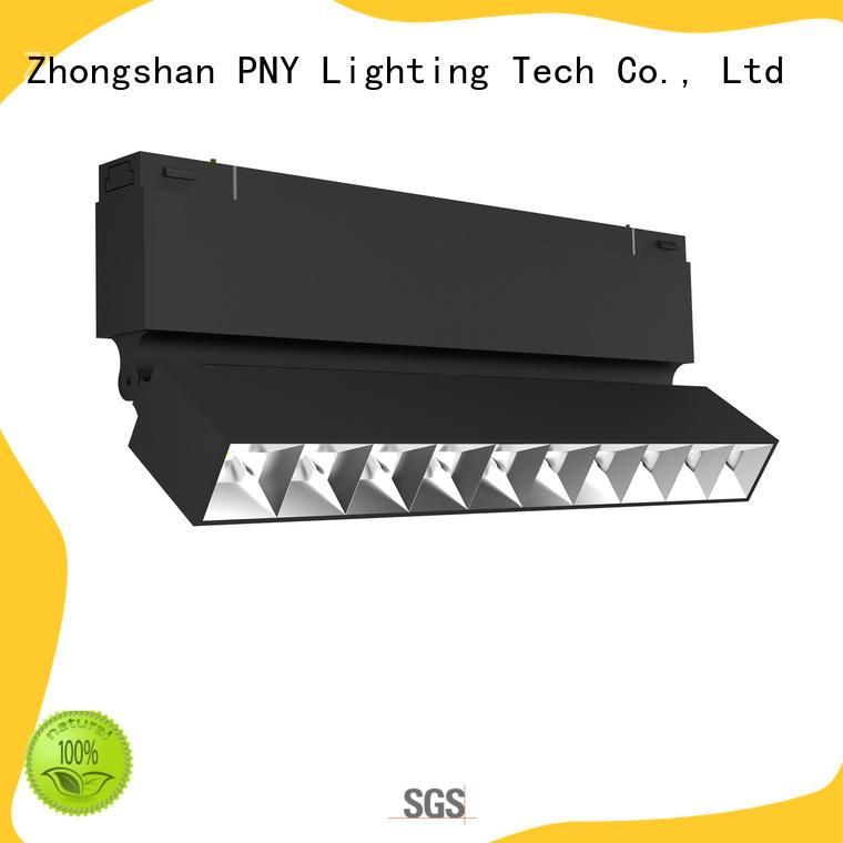 arrangable led track light suspension for bedroom PNY