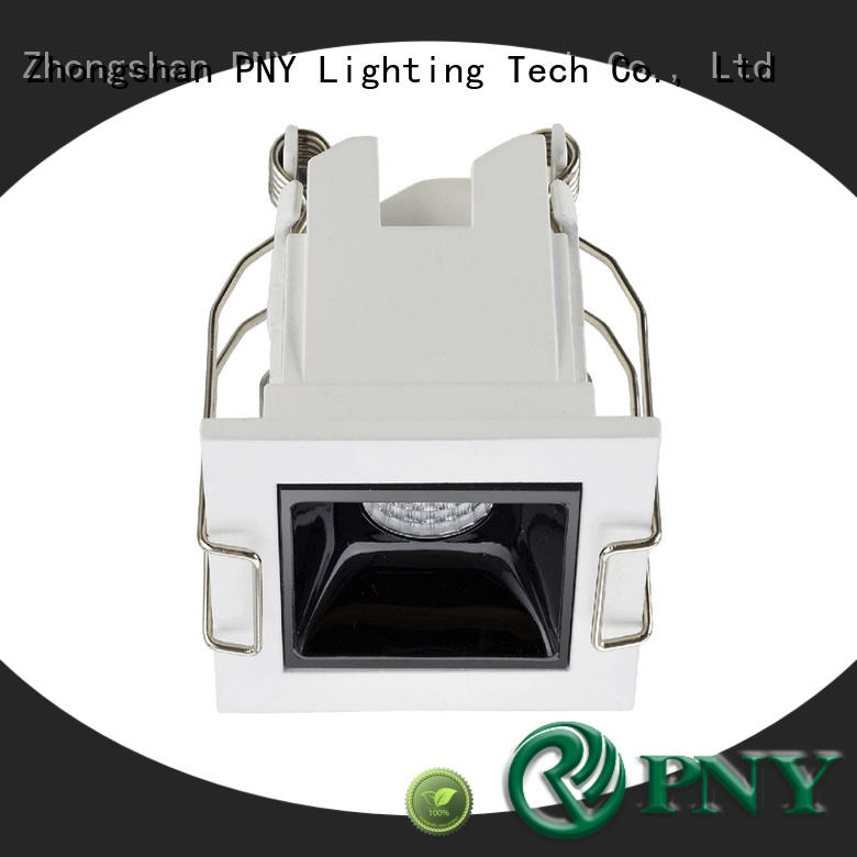 PNY High Bright led downlights promotion for villa