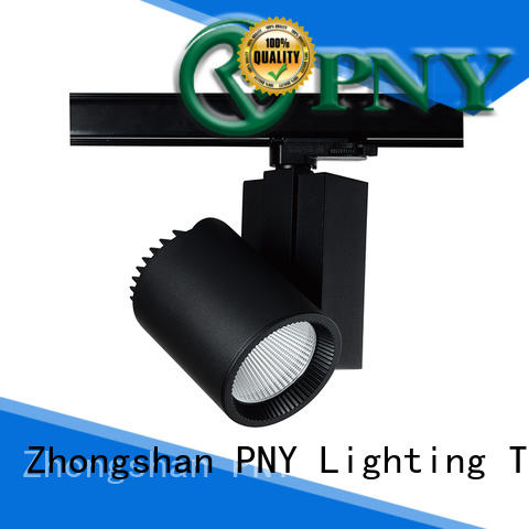 PNY stable shop track light factory price for party